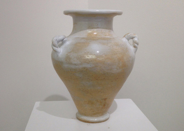White Vase by Wendel Norton
