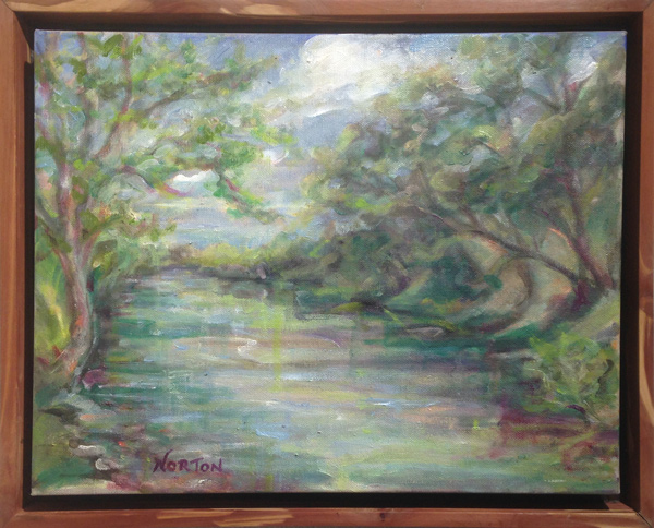 BIG CREEK   by Wendel Norton